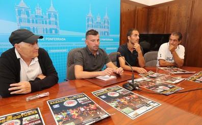 Más de 200 corredores tomarán la salida el 5 de octubre en la carrera solidaria 10K Noctunos de Ponferrada