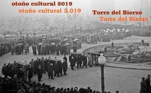 El accidente ferroviario de 1944, protagonista de la semana cultural de Torre del Bierzo