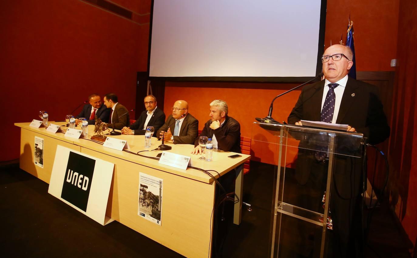 Congreso Internacional sobre Patrimonio Geológico y Minero
