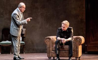 Tristán Ulloa y Gonzalo de Castro abren el programa del abono de otoño del Teatro Bergidum con 'El precio'