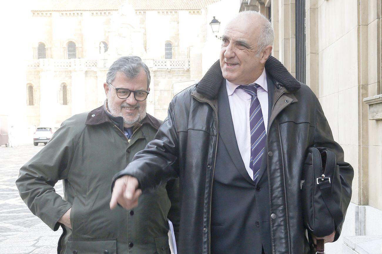 La Audiencia Provincial de León condena a dos años y medio a Victorino Alonso por un delito medioambiental en la explotación de El Feixolín