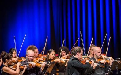 La Orquesta de Cámara Galega rinde homenaje a la música española de Granados, Albéniz y Falla en la sala Río Selmo
