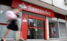 El Banco Santander cierra su 'reconversión' en León con el cierre de 26 oficinas y la baja de 50 trabajadores