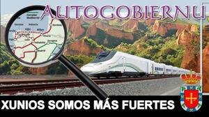Conceyu País Llionés llama a «desmontar el mito de que León oprime al Bierzo»