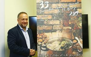 El cocinero Sergio Fernández será el mantenedor de las 35 Jornadas Gastronómicas del Bierzo en las que participan 37 restaurantes