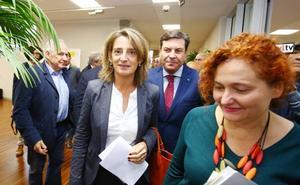 Ribera anuncia que Castilla y León firmará a partir de mayo de 2020 cuatro convenios para una reactivación económica justa de las cuencas