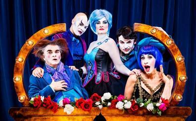 La compañía Yllana presenta en el Bergidum 'The Opera Locos', Premio Max 2019 al Mejor Espectáculo Musical