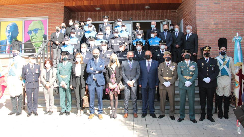 La Policía Municipal de Ponferrada celebra su fiesta