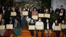 Gala de entrega de la XII edición de los Premios 'Palacio de Canedo'