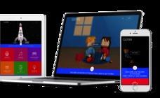 Niños creadores de videojuegos, 'apps' y robots