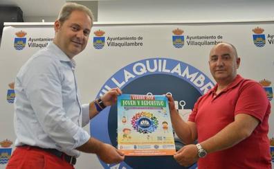 'Verano Joven y deportivo' en Villaquilambre