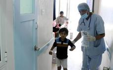 El brote de cólera en Yemen ya supera los 100.000 casos, dejando casi 800 muertos