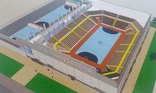 El futuro 'Juanín' Arena, la nueva casa del Ademar León