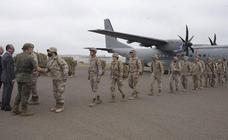 España supera los 3.000 militares desplegados en el exterior