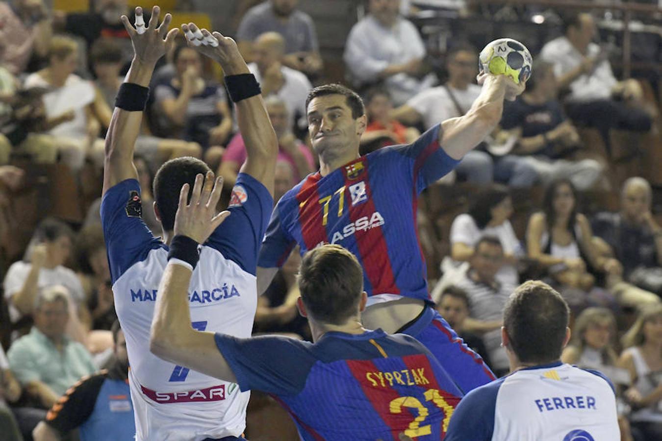 Las mejores imágenes del Granollers - FCBarcelona