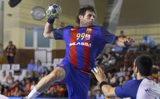 Barcelona, finalista; Vicente Álamo se despide