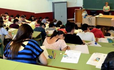 1.741 alumnos de la provincia de León están llamados a realizar la nueva prueba de 'Selectividad'