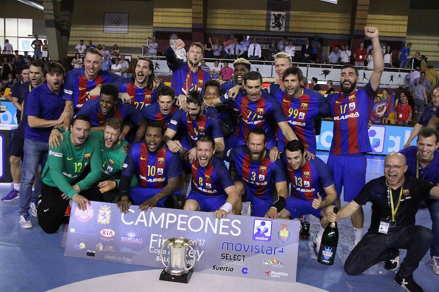 El Barcelona impone su ley