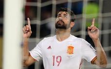 Costa no irá a China y sueña con el Atlético