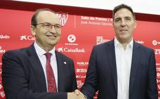 Berizzo: «Mi reto es que el Sevilla siga ganando»