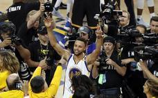 Curry: «Cada temporada nos superamos»