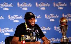 Durant: «El título refleja el gran equipo y organización a la que llegué»