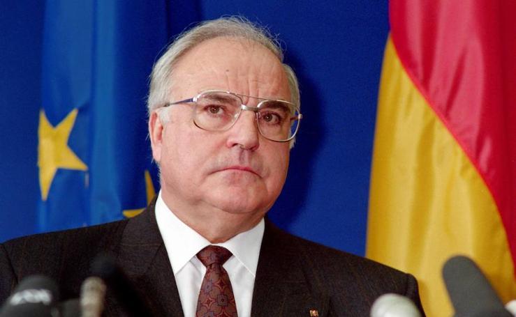 Fallece el excanciller alemán Helmut Kohl a los 87 años