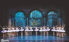 La escuela de danza 'Coppelia' estrena en el Auditorio de León el espectáculo 'Viaje al país de Nunca Jamás'