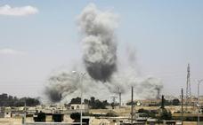 Rusia deja de cooperar con EE UU en el espacio aéreo sirio