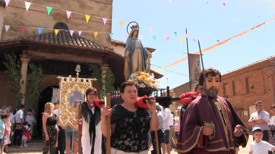 El acto de fé de Laguna de Negrillos