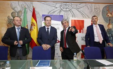 Las universidades de León, Valladolid y Burgos apuestan por la investigación como medio para que la sociedad no se «atrofie»