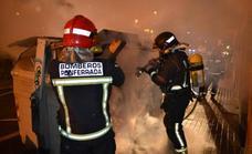 La plantilla de Bomberos de Ponferrada se amplía con la incorporación de tres nuevos efectivos