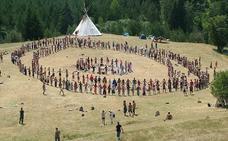 Los nuevos hippies invaden el Parque Natural del Alto Tajo