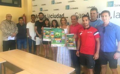 Ciento sesenta jugadores de once países participan en el Mundialito Intercultural de Fútbol de San Andrés del Rabanedo