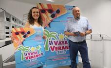 El programa 'Vaya verano' oferta más de 250 plazas para ocupar el verano de los jóvenes