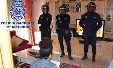 Desarticulan una red de trata de mujeres que actuaba en España