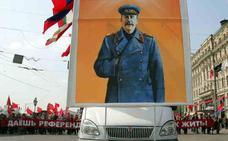 El 38% de Rusia cree que Stalin es el personaje histórico más grande