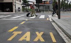 Rosell, sobre el conflicto del taxi: «Las tecnologías nuevas avanzan y no»