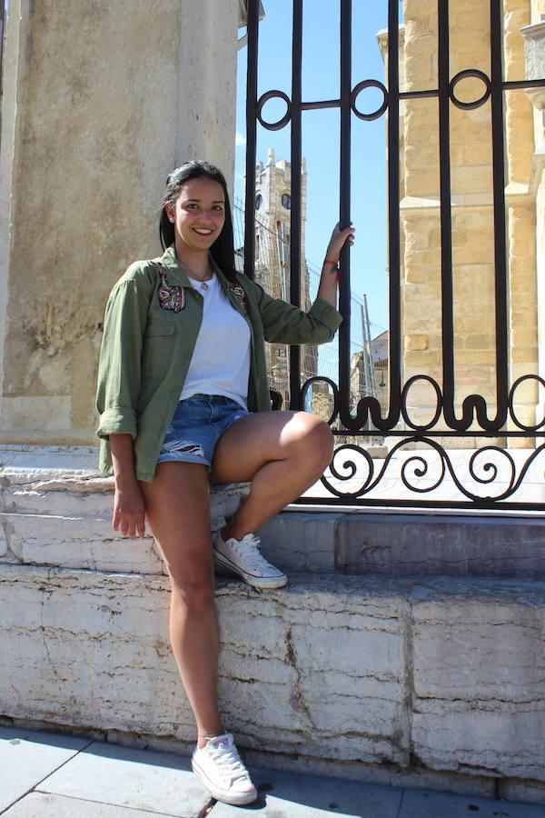 Andrea Pozo recupera su vida
