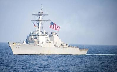 «Seria provocación» de EE UU por su buque de guerra en el mar de China Meridional