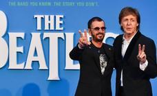 Paul McCartney resuelve su disputa sobre derechos de autor