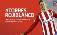 Torres sigue otro año