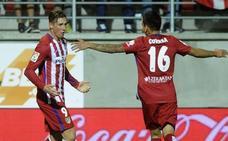 Fernando Torres: «Me gustaría jugar aquí para siempre»