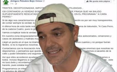 Frank Cuesta acusa 'A cara de perro' de manipulación