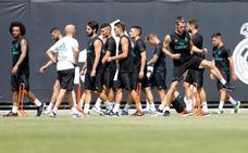 Amenaza de bomba junto al lugar de entrenamiento del Real Madrid