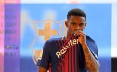 Semedo se dejará «hasta la última gota de sudor» por el Barcelona