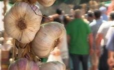 El día del ajo desde 1162