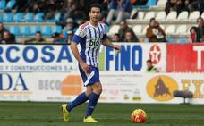 Acuerdo para la renovación de Andy Rodríguez con la Ponferradina
