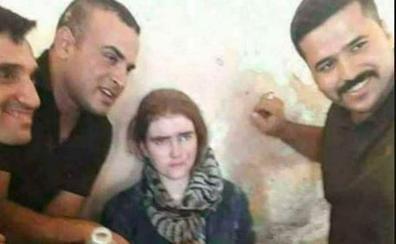 Una alemana de 16 años, entre los combatientes del Dáesh detenidos en Mosul