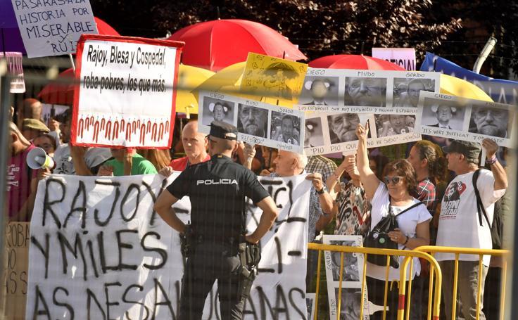 Rajoy testifica por 'Gürtel'